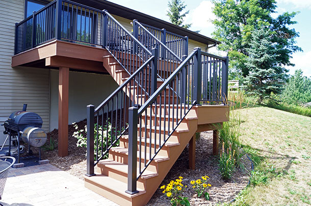 Wood and Composite Deck Installation and Construction in Appleton, WI
