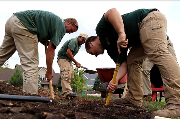 Landscaping Nursery Planting in Appleton, WI