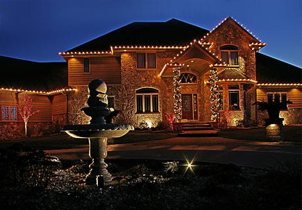 Holiday Lighting and Seasonal Christmas Decorations Services in Appleton, Wisconsin