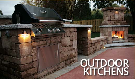 Design an Outdoor Kitchen in Appleton, Wisconsin