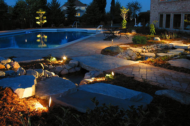 Residental Landscape Architecture Design in Appleton, WI