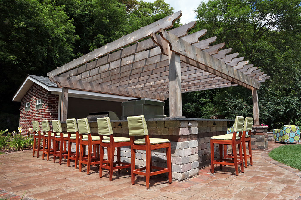 Adding a Pergola to Your Backyard Landscaping in Wisconsin - Pergolas And Pergola Design In Appleton, WI