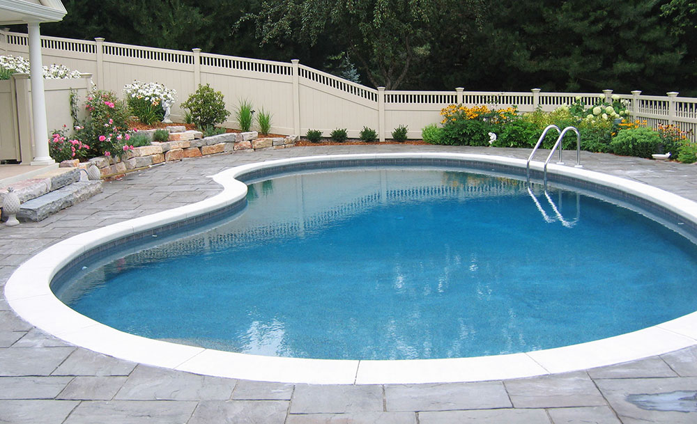 Pool Decking in Appleton, Wisconsin