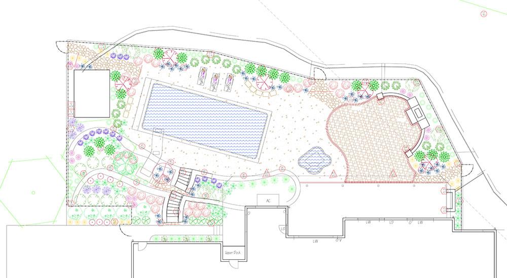Residential landscaping design in appleton wi for Residential landscape design plan