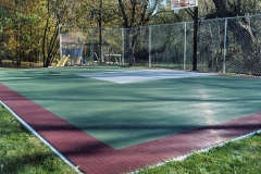 Outdoor Tennis Courts in Outagamie County