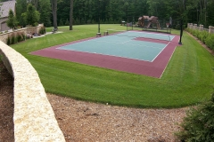 Tennis Court near Little Chute, WI