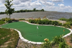 Putting Green in the Fox Cities