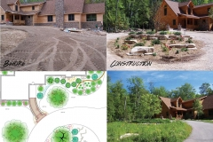 Before and After Landscaping near Menasha, WI