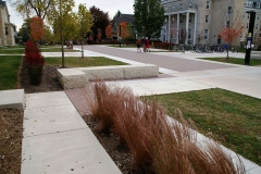 Commercial and Municipal Landscaping Paver Pathways in Wisconsin