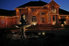 Professional Holiday Lights in the Fox Cities
