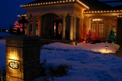 Professional Holiday Lights in Appleton, WI
