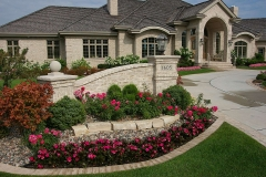 Flower Beds Landscaping Design in Menasha, WI