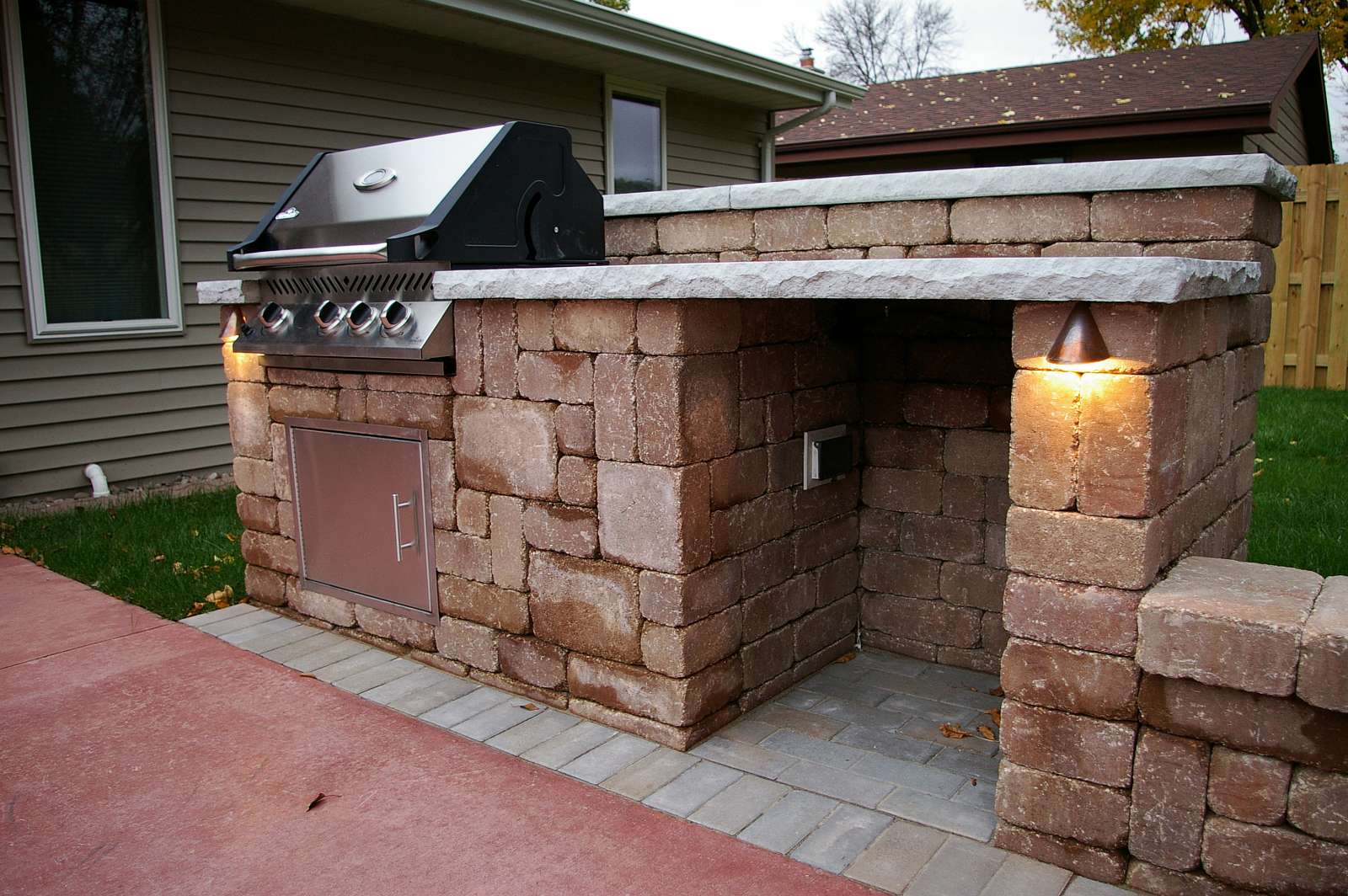 Outdoor Kitchens Gallery 03