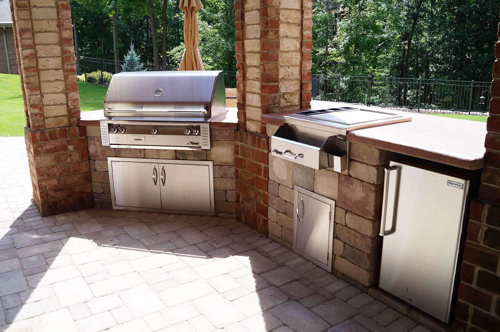 Outdoor Kitchens And Landscape Design In The Fox Cities