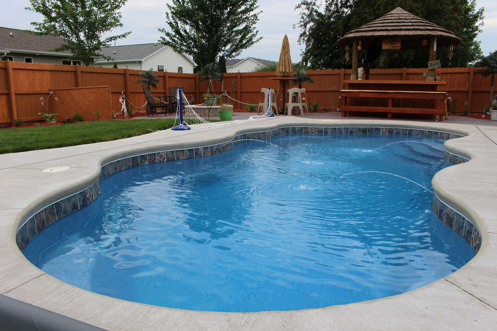 pool design and installation photo gallery in appleton wi