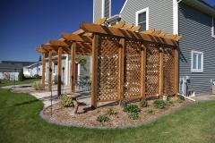 Pergola Design in Appleton, WI