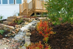 Landscaping Water Features in Northeast, Wisconsin