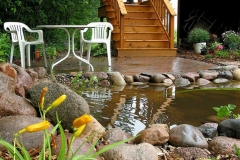 Landscaping Water Features in Green Bay, WI