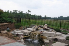 Landscaping Water Features in Winnebago, WI