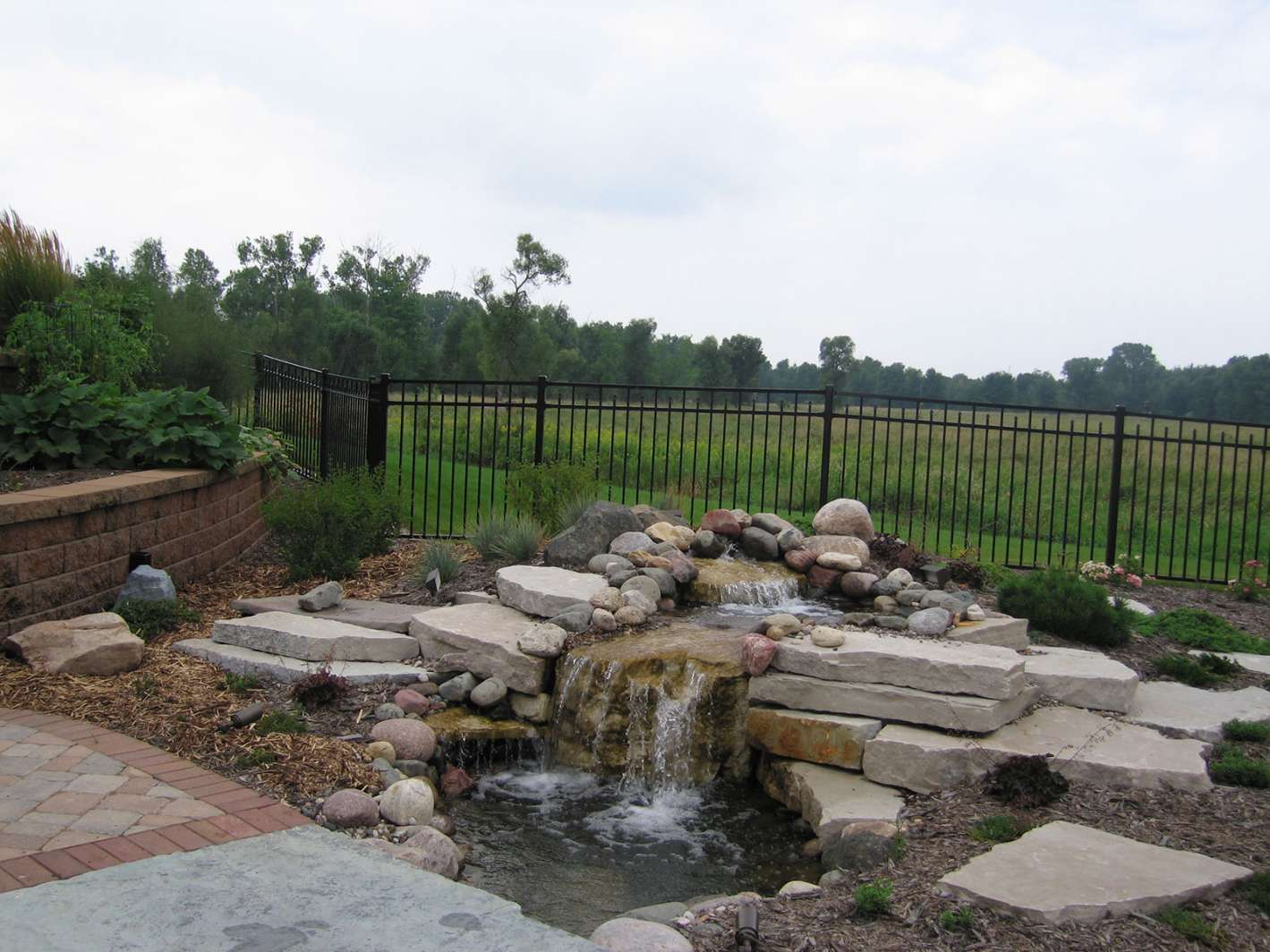Landscaping Water Features in Winnebago, WI - Outdoor Water Features, Falls, Fountains, And Ponds In Appleton