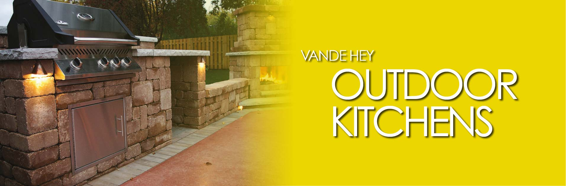 Landscaping and Outdoor Kitchens in Wisconsin