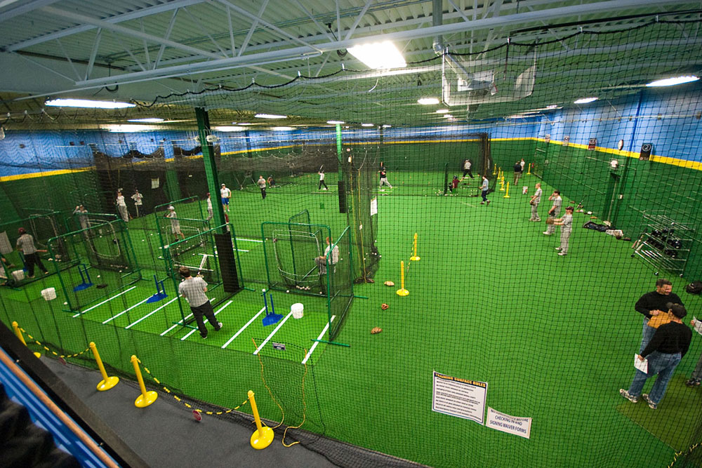 Baseball and Batting Cage Installation in Appleton, WI