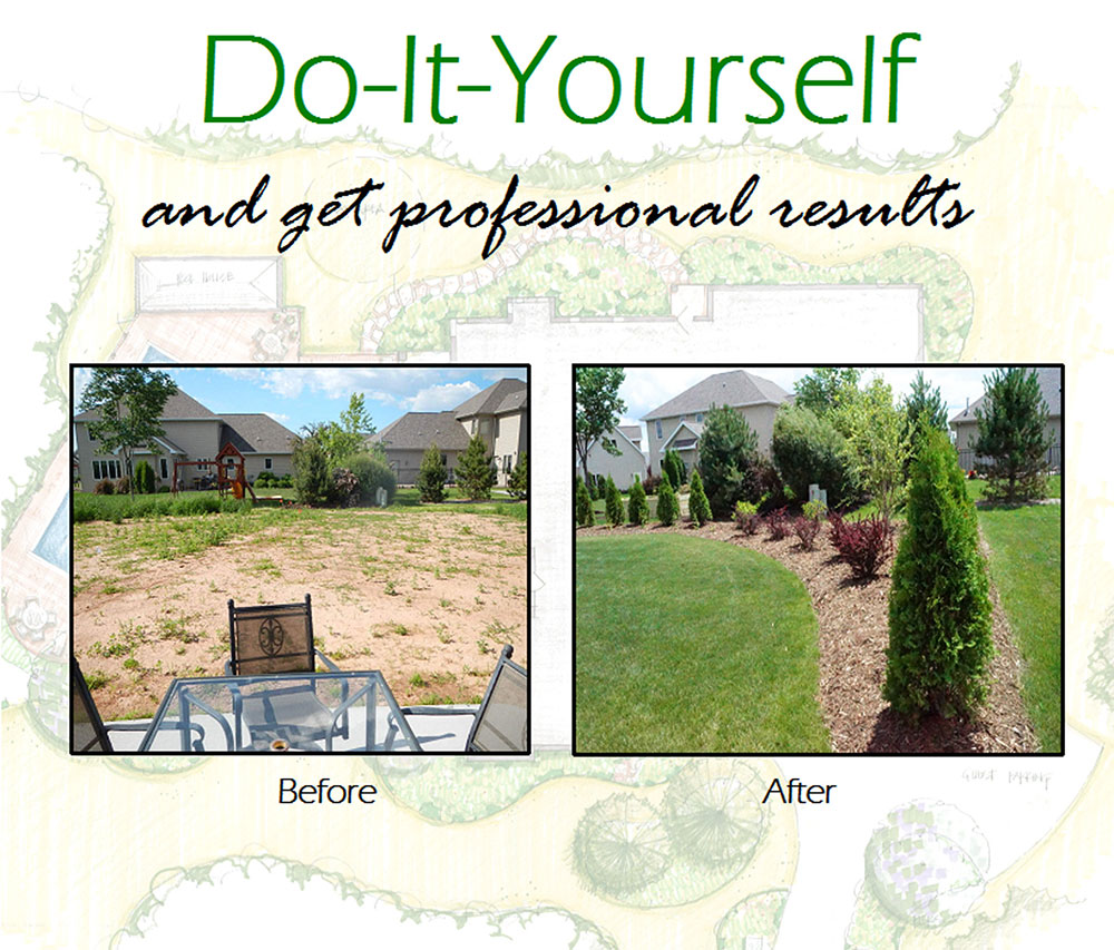 DIY Landscaping Do It Yourself In Appleton, WI