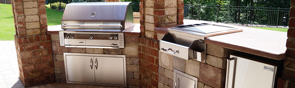 Landscaping Outdoor Kitchens in Appleton, WI