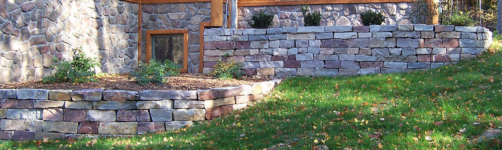 Landscaping Retaining Walls in Wisconsin