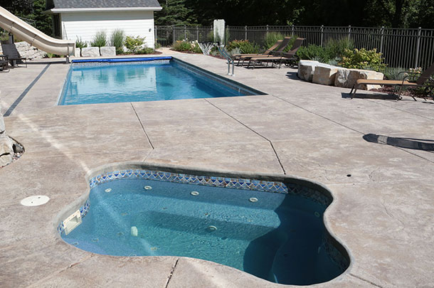 Pool Photo Gallery near Green Bay, Wisconsin