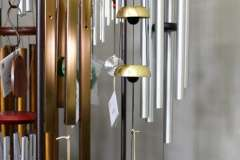 Assorted Wind Chimes and Garden Decor in Northeast Wisconsin