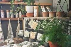 Seasonal Linens, Accessories, and Garden-Inspired Decor