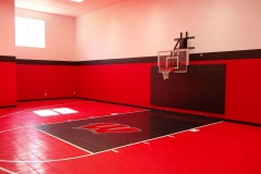 Vande Hey Company Indoor Basketball Court