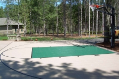 Vande Hey Company Outdoor Basketball Court