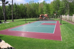 Vande Hey Company Tennis Courts