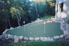 Vande Hey Company Putting Green