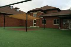Outdoor Turf Areas in Appleton, WI