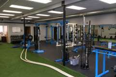Indoor Training Facility Flooring and Turf