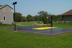 Outdoor Multi-Purpose Courts in Appleton, WI