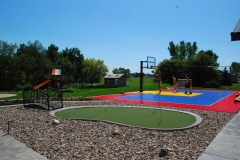 Putting Green and Outdoor Multi-Purpose Sports near Grand Chute, WI