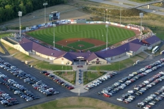 Baseball Diamond in Appleton, WI