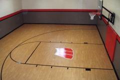 Vande Hey Company Indoor Basketball Court