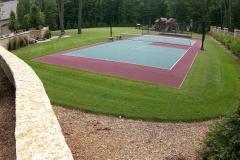 Vande Hey Company Tennis Court