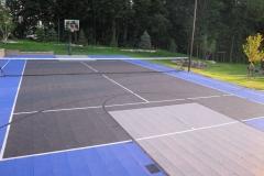 Vande Hey Company Outdoor Multi-Purpose Sports Courts