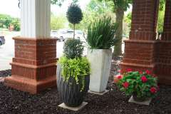 Seasonal Flower Containers in Appleton, WI