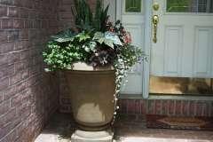 Front Porch Flower Arrangement Ideas