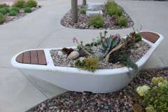 Seasonal Succulent Planter