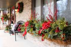 Exterior Holiday Decor in Appleton, WI