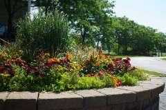 Summer Flowering Planter in Northeast WI