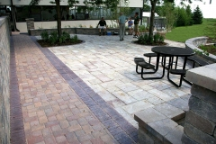Commercial Landscaping Construction and Architectural Design in Oshkosh, Wisconsin